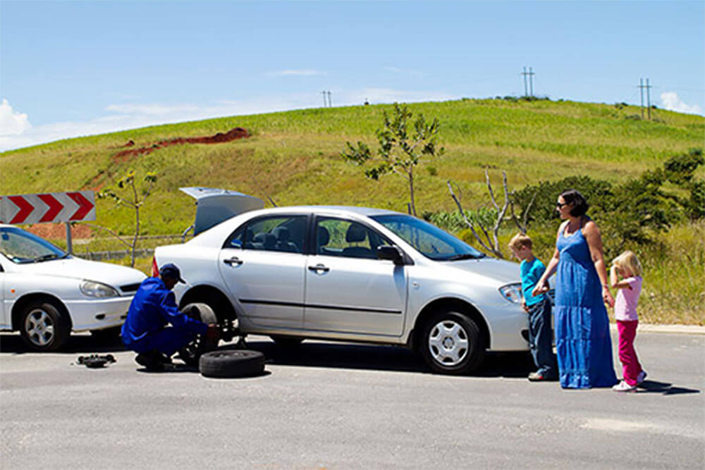 vehicle roadside assistance